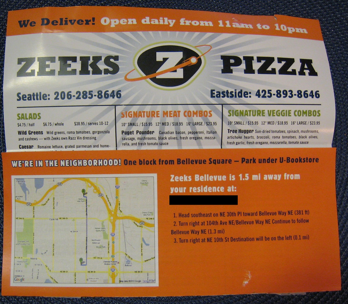 Zeeks pizza coupon code