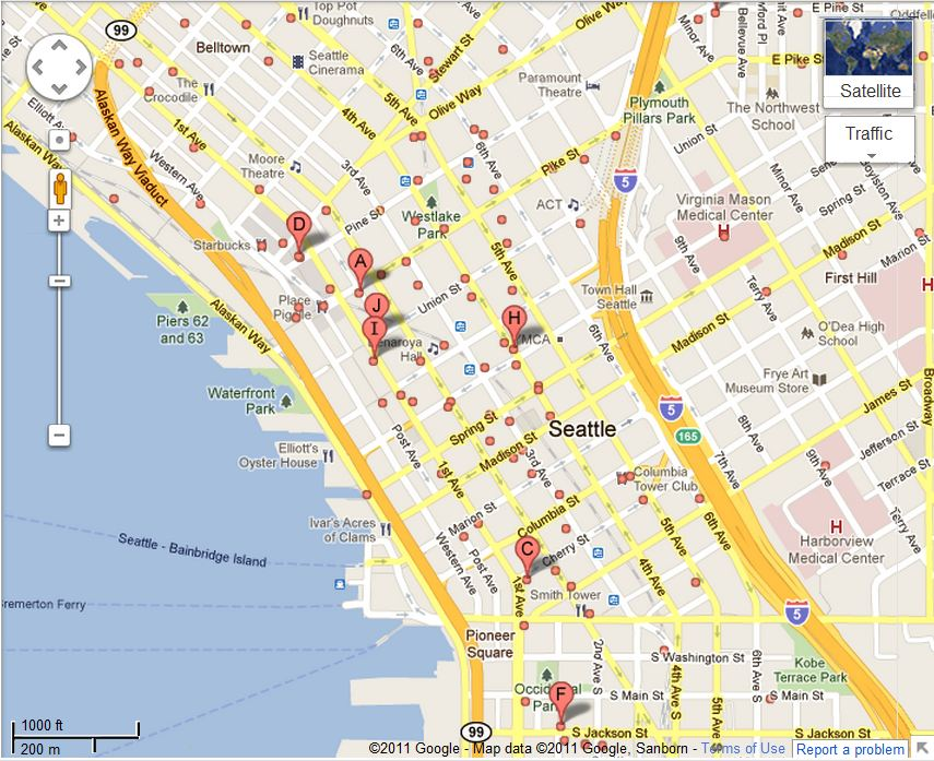 Does Seattle really have more coffee shops than other cities ...